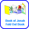 fold up book of Jonah craft