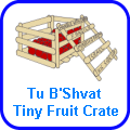 Miniature Fruit Crate