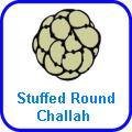 Stuffed round Challah