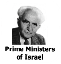 Prime Ministers of Israel