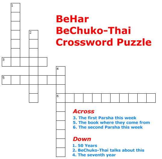Behar - BeChuko-Thai Crossword Puzzle Game for children