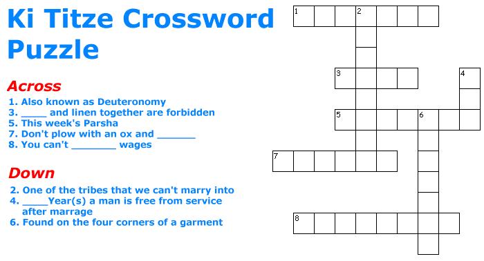 Ki Titze Puzzle
