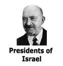 Presidents of Israel