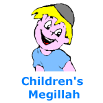 children's megillah